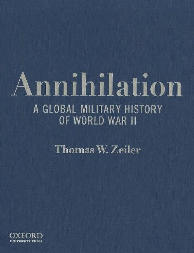 9780199734740: Annihilation: A Global History