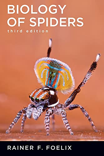 9780199734825: Biology of Spiders