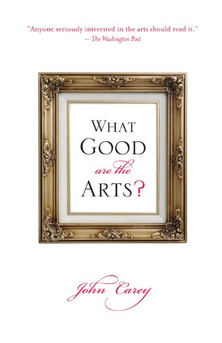 9780199735976: What Good Are the Arts?