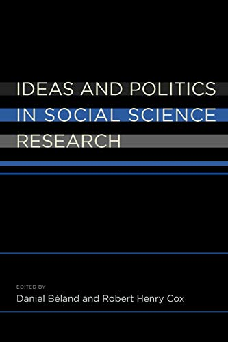 9780199736874: Ideas and Politics in Social Science Research