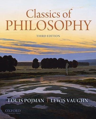 9780199737291: Classics of Philosophy