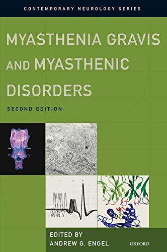 9780199738670: Myasthenia Gravis and Myasthenic Disorders (Contemporary Neurology Series)