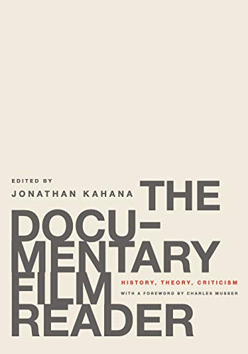 9780199739653: The Documentary Film Reader: History, Theory, Criticism