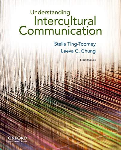9780199739790: Understanding Intercultural Communication