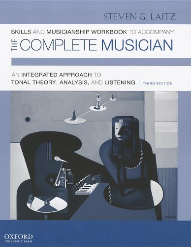 9780199742806: Skills and Musicianship Workbook to Accompany The Complete Musician: Workbook 2