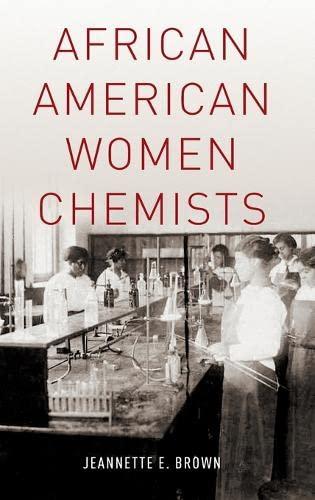 9780199742882: African American Women Chemists