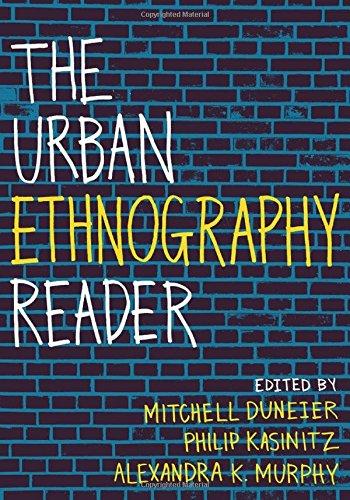 9780199743575: The Urban Ethnography Reader