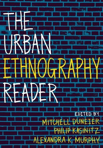 9780199743582: The Urban Ethnography Reader