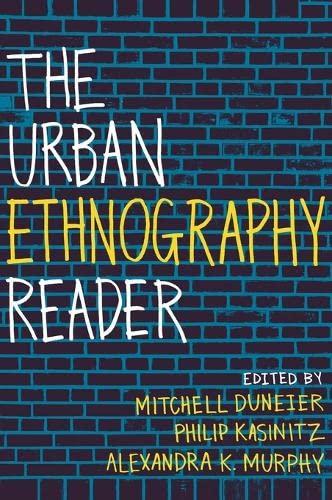 9780199743582: The Urban Ethnography Reader