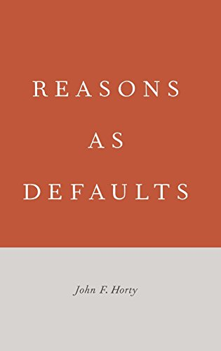 9780199744077: Reasons as Defaults
