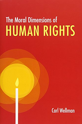 9780199744787: The Moral Dimensions of Human Rights