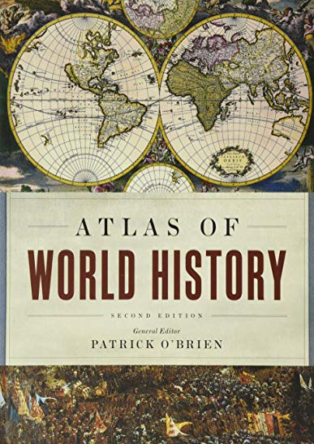 9780199746538: Atlas of World History