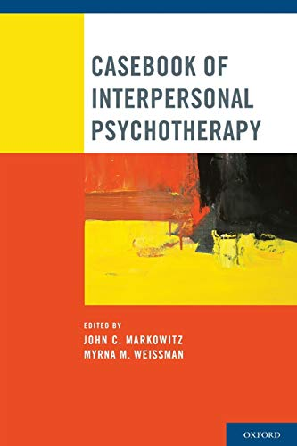 9780199746903: Casebook of Interpersonal Psychotherapy