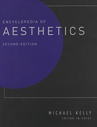 The Encyclopedia of Aesthetics (Hardback)