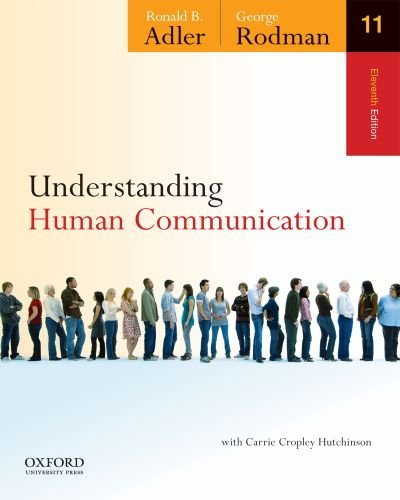 9780199747382: Understanding Human Communication