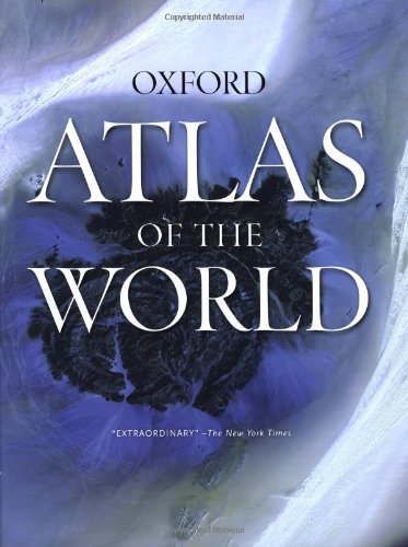9780199751280: Atlas of the World: Seventeenth Edition