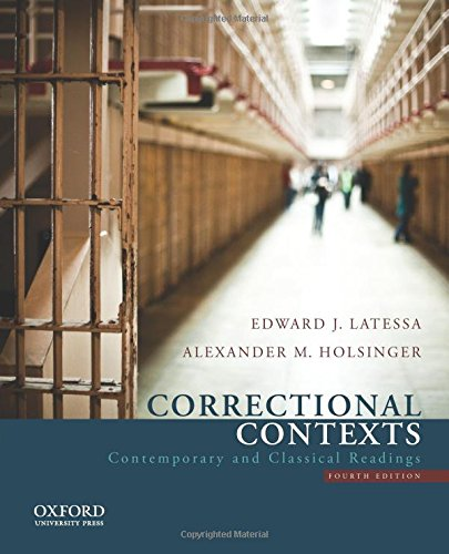 9780199751464: Correctional Contexts: Contemporary and Classical Readings