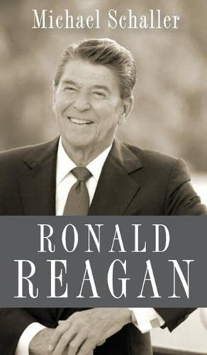 9780199751747: Ronald Reagan