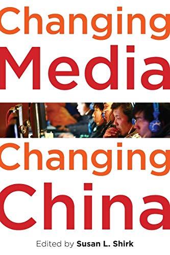 9780199751976: Changing Media, Changing China