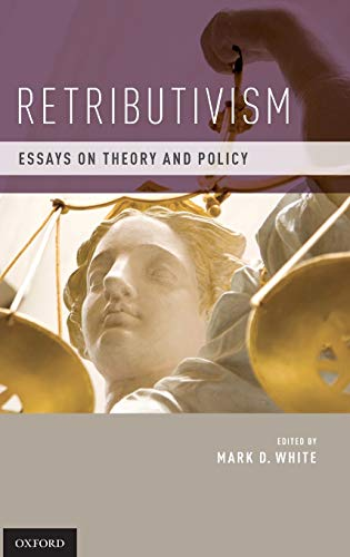 9780199752232: Retributivism: Essays on Theory and Policy