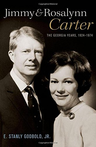 9780199753444: Jimmy and Rosalynn Carter: The Georgia Years, 1924-1974