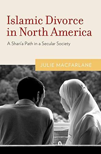 9780199753918: Islamic Divorce in North America: A Shari'a Path in a Secular Society