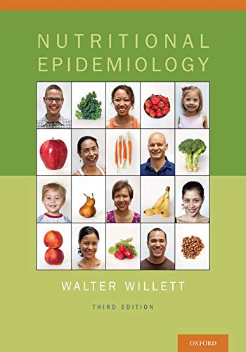9780199754038: Nutritional Epidemiology: 40 (Monographs in Epidemiology and Biostatistics)