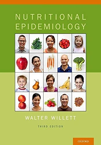 9780199754038: 40: Nutritional Epidemiology (Monographs in Epidemiology and Biostatistics)
