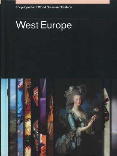 9780199757350: Encyclopedia of World Dress and Fashion, v8: Volume 8: West Europe