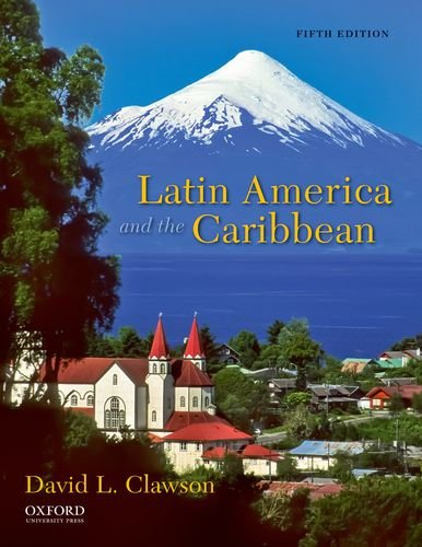 9780199759248: Latin America and the Caribbean: Lands and Peoples