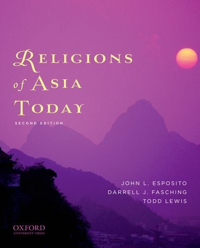 9780199759491: Religions of Asia Today