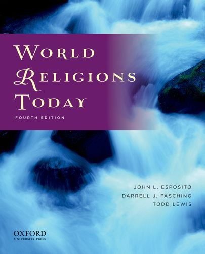 9780199759514: World Religions Today