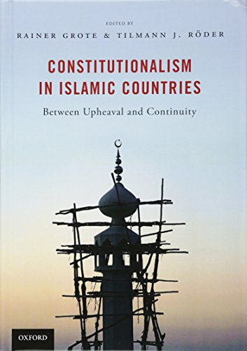 9780199759880: Constitutionalism in Islamic Countries: Between Upheaval and Continuity