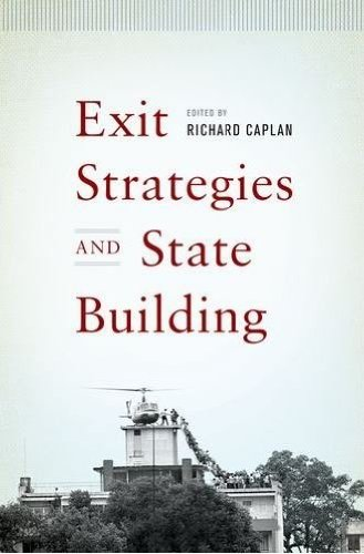 9780199760114: Exit Strategies and State Building