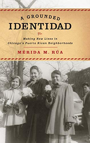 9780199760268: A Grounded Identidad: Making New Lives in Chicago's Puerto Rican Neighborhoods