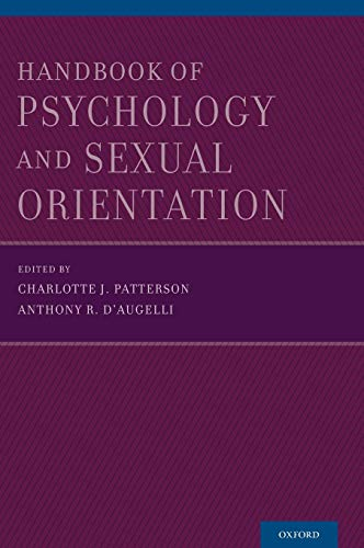 9780199765218: Handbook of Psychology and Sexual Orientation