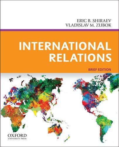 9780199765560: International Relations, Brief Edition