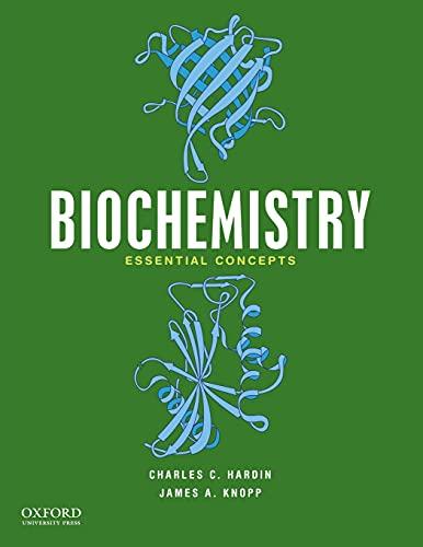 9780199765621: Biochemistry: Essential Concepts
