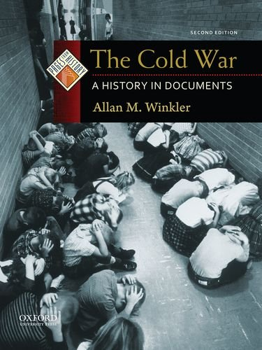 9780199765997: The Cold War: A History in Documents (Pages from History)
