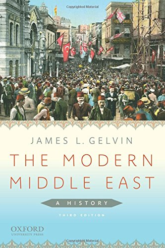 9780199766055: The Modern Middle East: A History