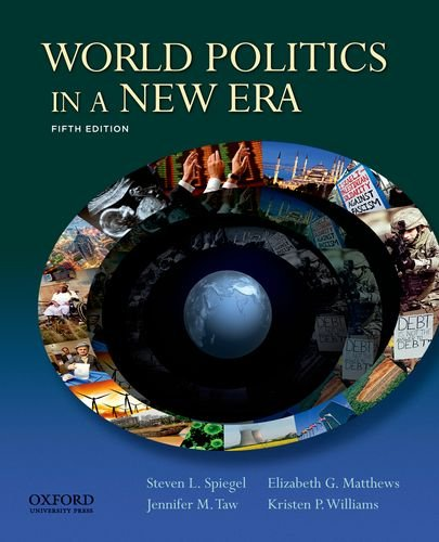 9780199766277: World Politics in a New Era