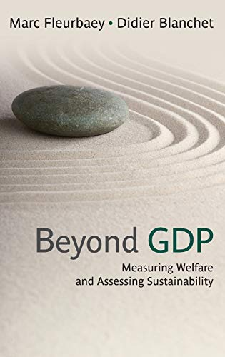 9780199767199: Beyond GDP: Measuring Welfare and Assessing Sustainability