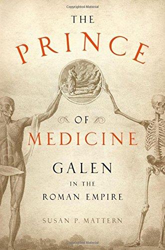 9780199767670: The Prince of Medicine: Galen in the Roman Empire