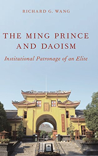 9780199767687: The Ming Prince and Daoism: Institutional Patronage of an Elite