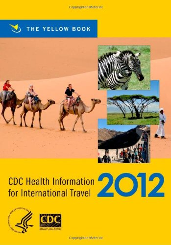 9780199769018: CDC Health Information for International Travel 2012: The Yellow Book