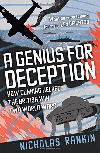 9780199769179: A Genius for Deception: How Cunning Helped the British Win Two World Wars