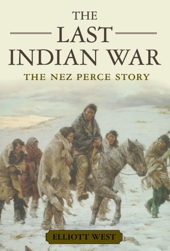9780199769186: The Last Indian War: The Nez Perce Story (Pivotal Moments in American History)