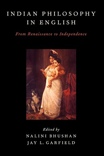 Indian Philosophy in English: From Renaissance to