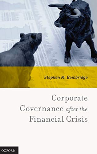 9780199772421: Corporate Governance after the Financial Crisis
