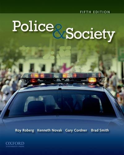 9780199772568: Police & Society